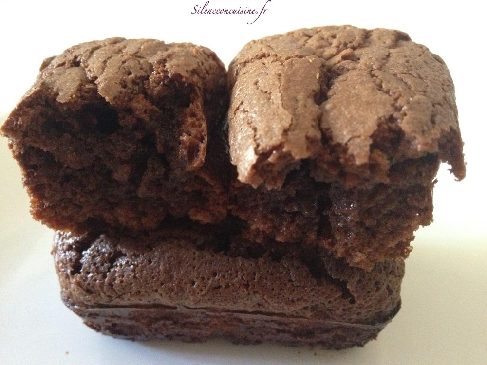 Silence on cuisine gateau au chocolat sans farine - Gateau au chocolat sans farine ...