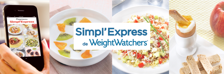 Weight Watchers : Simpl'Express